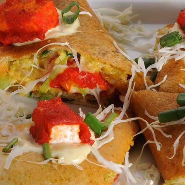 Cheese Masala Dosa @ Idli and Company