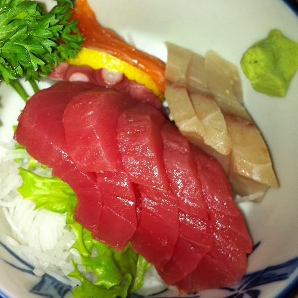 Sashimi @ Matsu
