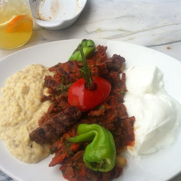 Alternatif İskender @ Cook Shop