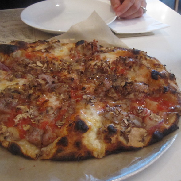 Boscaiola Pizza @ Co.
