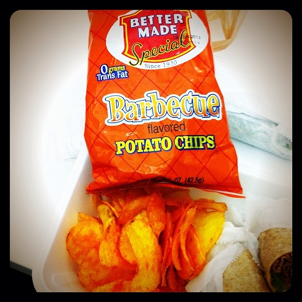 Better Made Bbq Potato Chips
