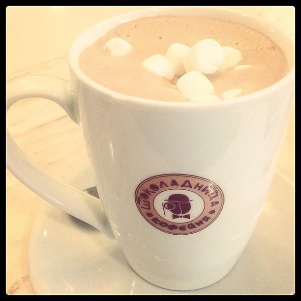 Горячий Шоколад  @ Шоколадница кофейня