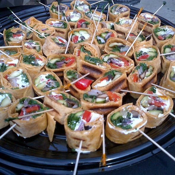 Greek Salad Wrap  @ Bobby O'Brien's
