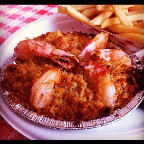 Baked Shrimp @ Newicks Lobster House
