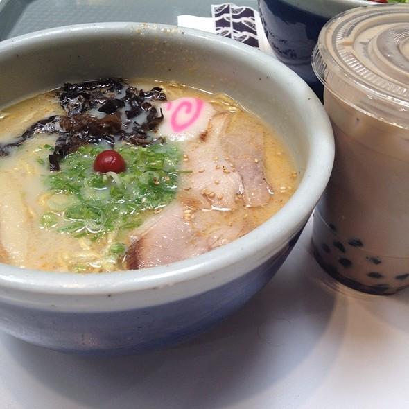 Ramen @ Mitsuwa Marketplace