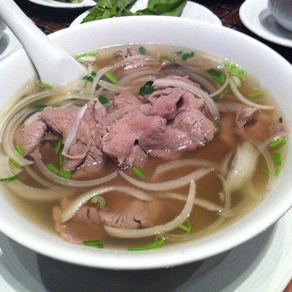 Beef Pho - Hong Kong Cafe, Las Vegas, NV
