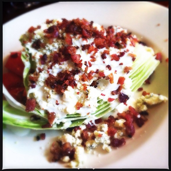 Iceberg Wedge With Bacon  - 111 Chop House, Worcester, MA
