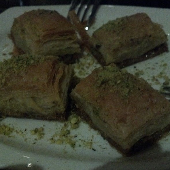 Baklava - Hanci Turkish Cuisine, New York, NY