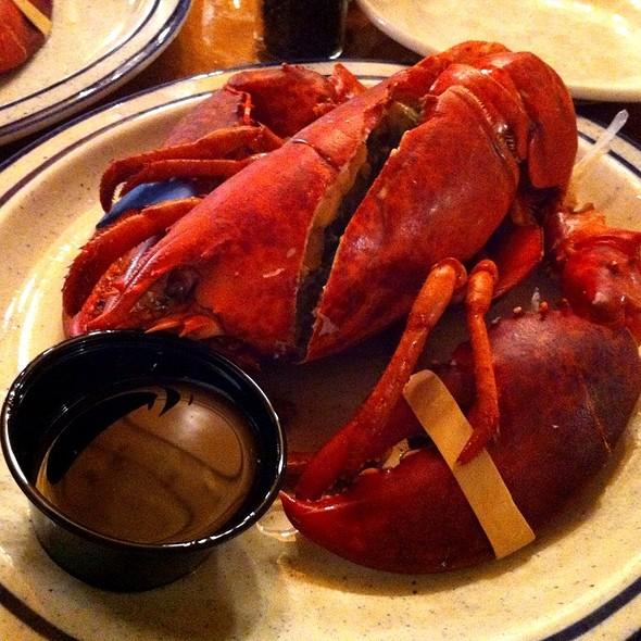 Lobster @ Lobster Pound Restaurant