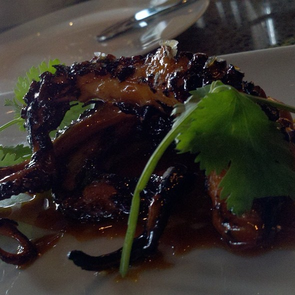 Grilled Octopus @ Sea Change