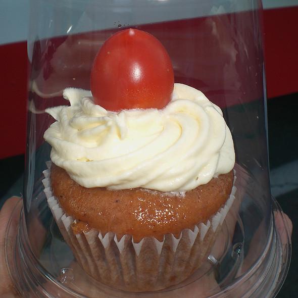Tomato Cupcake @ Leonard's Bakery