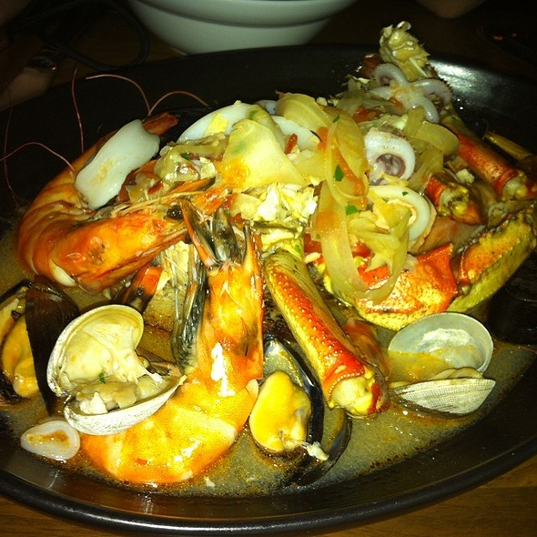 Seafood @ Water Grill