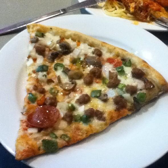 Pizza And Pasta @ Sbarro SM MOA