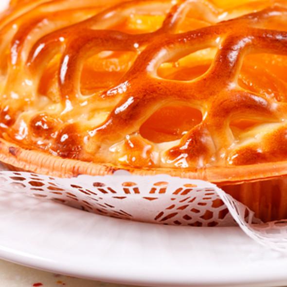 Papaya Pie @ Gourmet Recipe