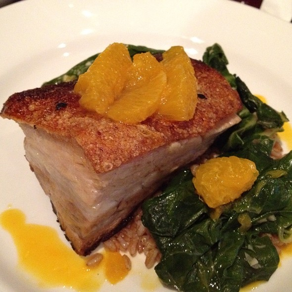 Pork Belly @ The WestWood