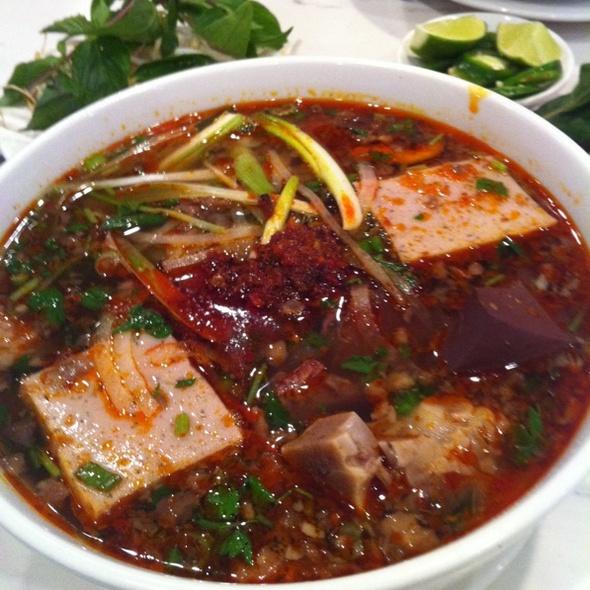 Image gallery spicy pho - Vietnamese cuisine pho ...