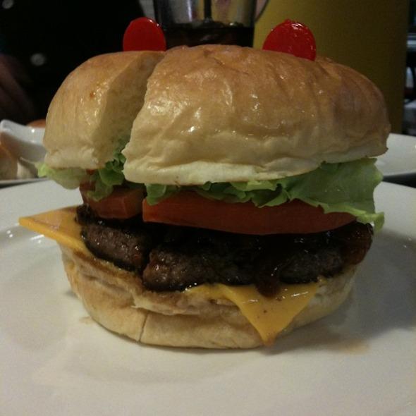 Matiz Burger @ Kraze Burger