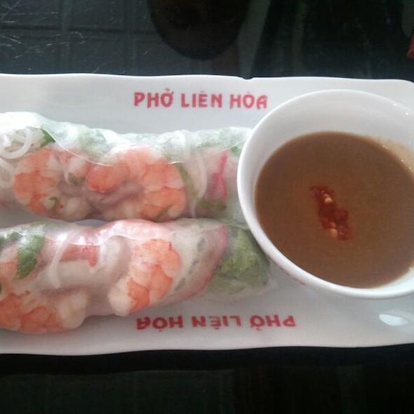 Spring Rolls @ Pho Lien Hoa