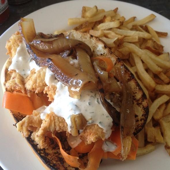 Crispy Chicken Sandwich @ Citizen's Band
