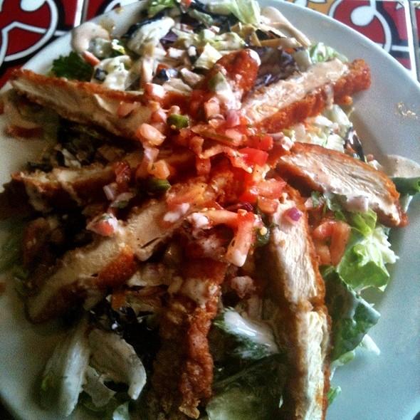 Boneless Buffalo Chicken Salad @ Chili's Grill & Bar