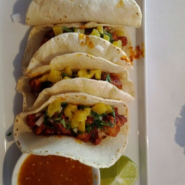 Pastor Taco @ Revolver Taco West 7Th Fort Worth Tx