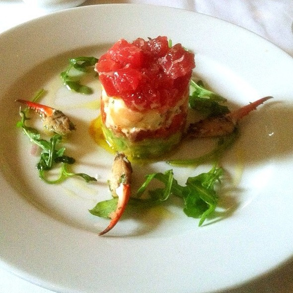 Tuna Tartare Tower - Highlands Bar & Grill, Birmingham, AL