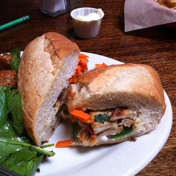 Vietnamese Sandwich @ Ben & Nick's Bar & Grill