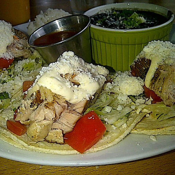 Seared Ahi Tacos @ Empirehouse Urban Palate