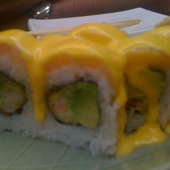 Sushi @ Hanzo