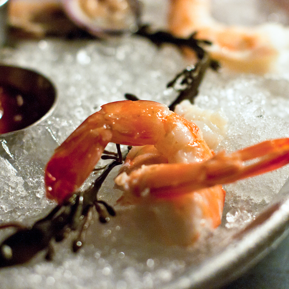 Shrimp Cocktail @ Anchor & Hope
