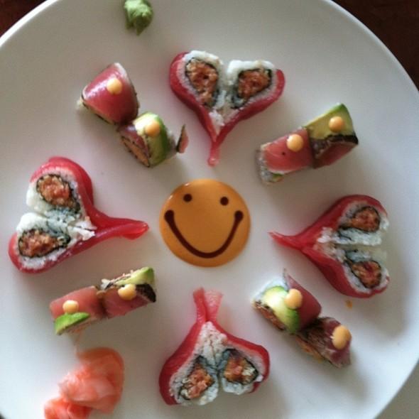 Sushi Dinner - Kotta Sushi Asian, Belmar, NJ