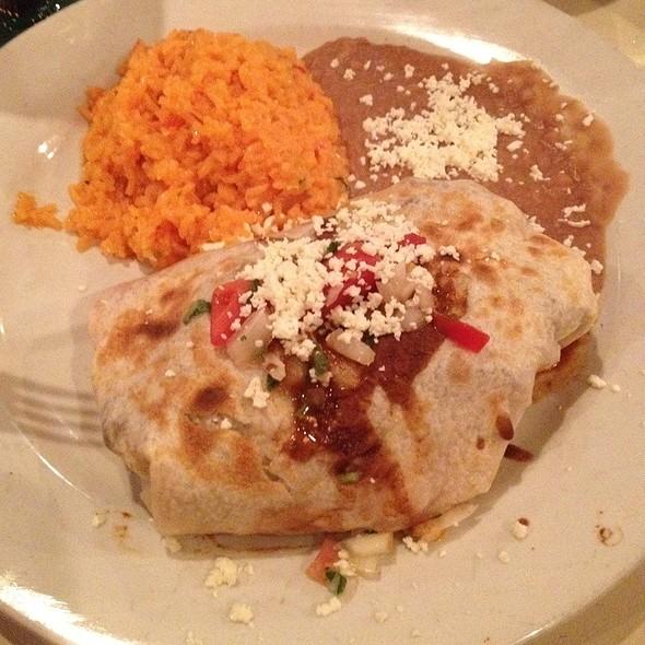 Super Carne Asada Burrito