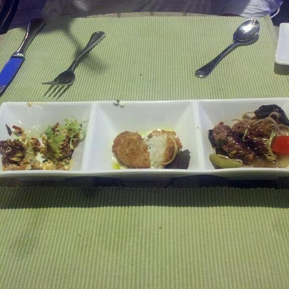 Taste Of Local Appetizer Trio - Local Chop & Grill House, Harrisonburg, VA