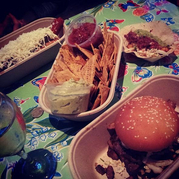 Mexcian Bar Food @ El Loco