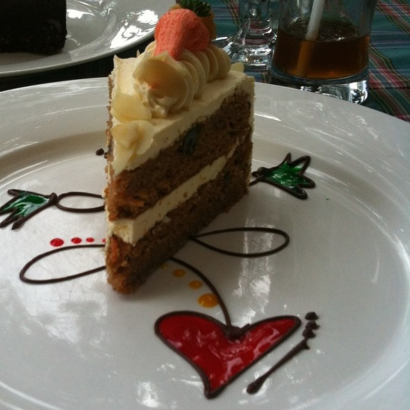 Carrot Cake @ Forest House