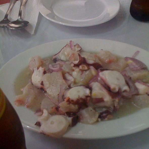 Ceviche @ Chez Wong