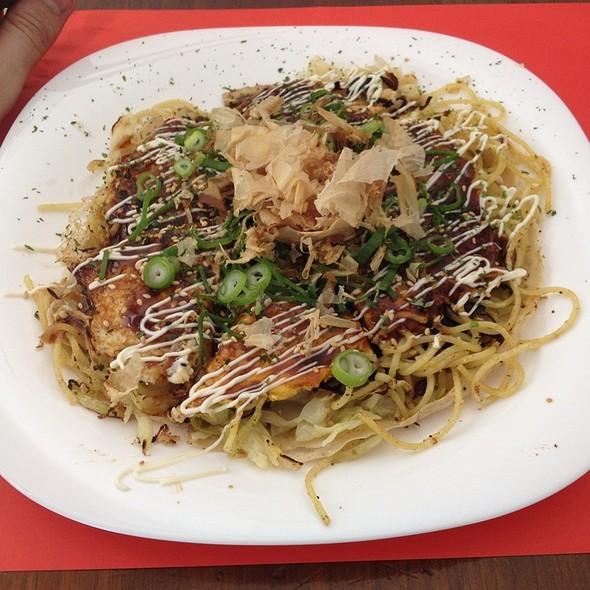 Okonomiyaki @ Rio Teppan Okonomi Restaurant