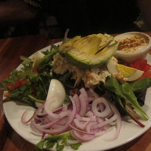 Avocado Shrimp Salad @ Joe Squared Pizza & Bar