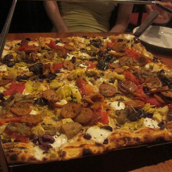Sopressata Pizza @ Joe Squared Pizza & Bar