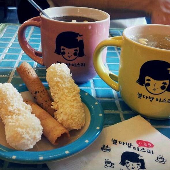 유자차 ( Citron Tea) @ 별다방미스리 명동점