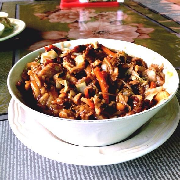 Mongolian Bowl @ Pamilya Grill