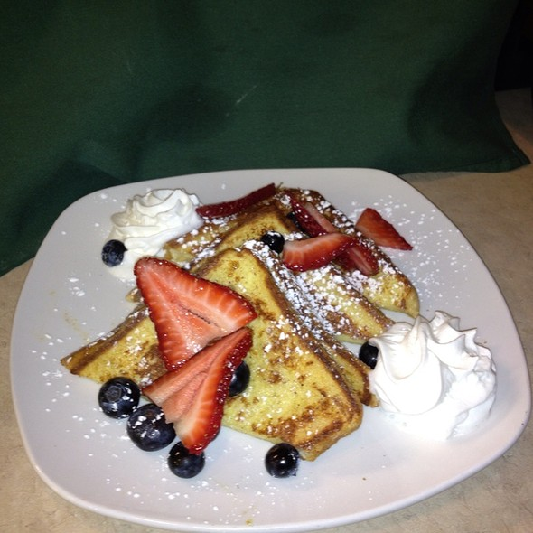 Freedom French Toast @ Bella Cucina