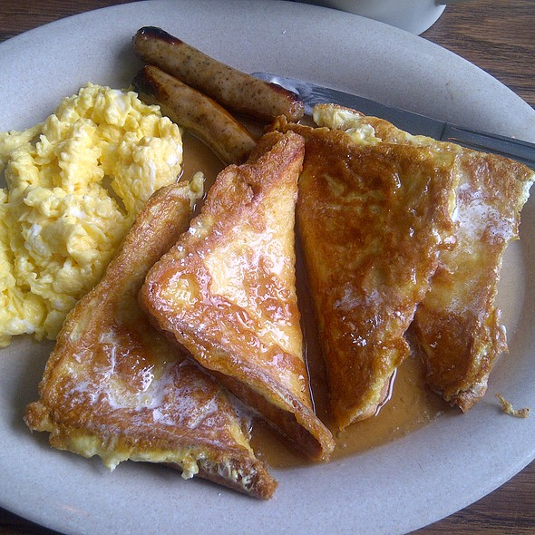French Toast @ Long Beach Cafe The
