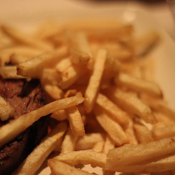 Beef Fat Fries - Five Crowns, Corona Del Mar, CA