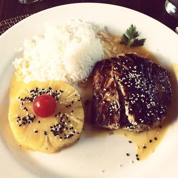 Robalo Bertioga @ Acqua Azul Restaurante