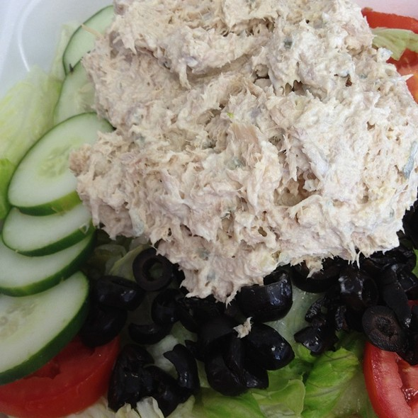 Tuna Salad @ Laspada's Original