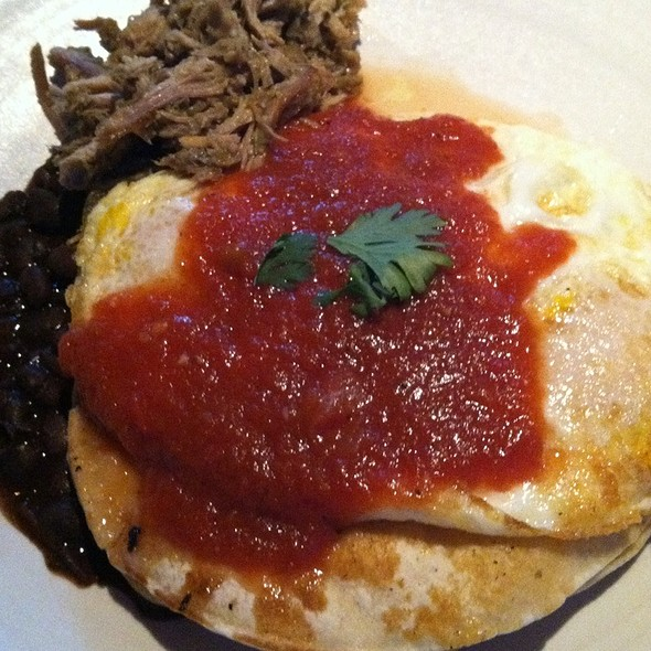 Rancheros - Red Feather Lounge, Boise, ID