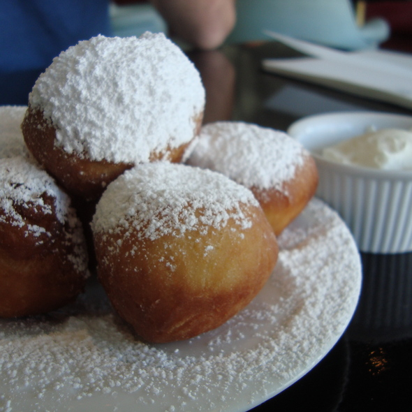 Brioche Donut Holes @ LAMILL Coffee Boutique