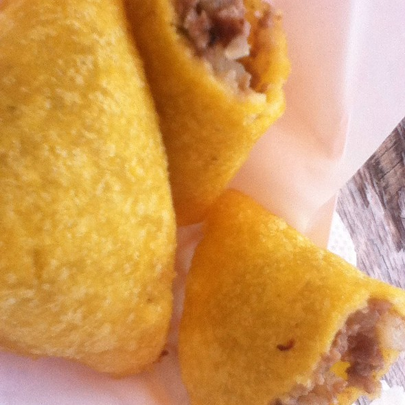 Beef Empanadas @ Boardwalk On Bulverde