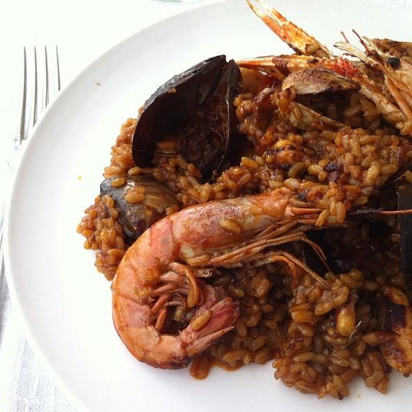 Seafood Paella @ Elx Restaurant